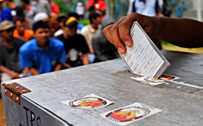 The History of Election in Indonesia