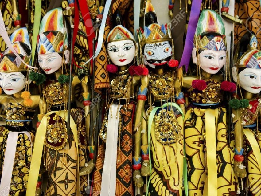All The Facts About The Traditional Wooden Puppets of Bali