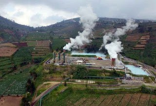 The History of Geothermal Exploration in Indonesia