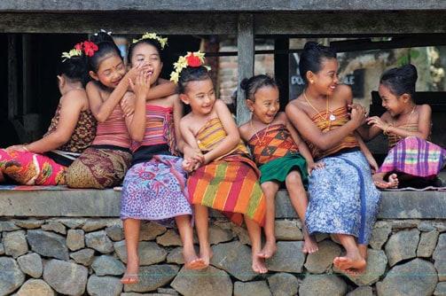 12 Family Life in Bali