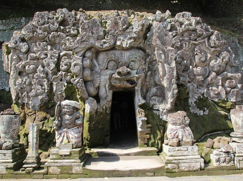 History of Elephant Cave in Bali – Stunning View