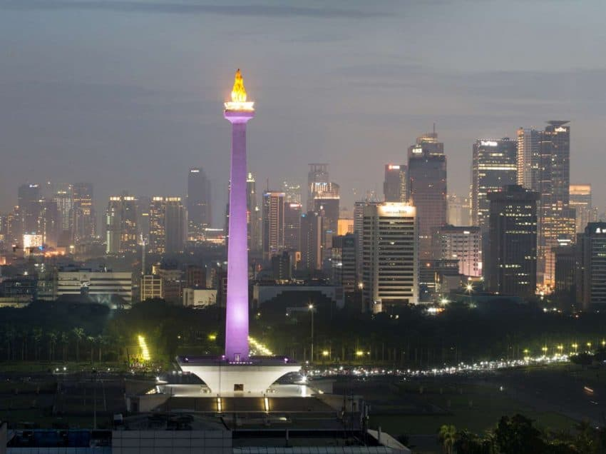 The 50 Interesting Facts of Jakarta City, Indonesia