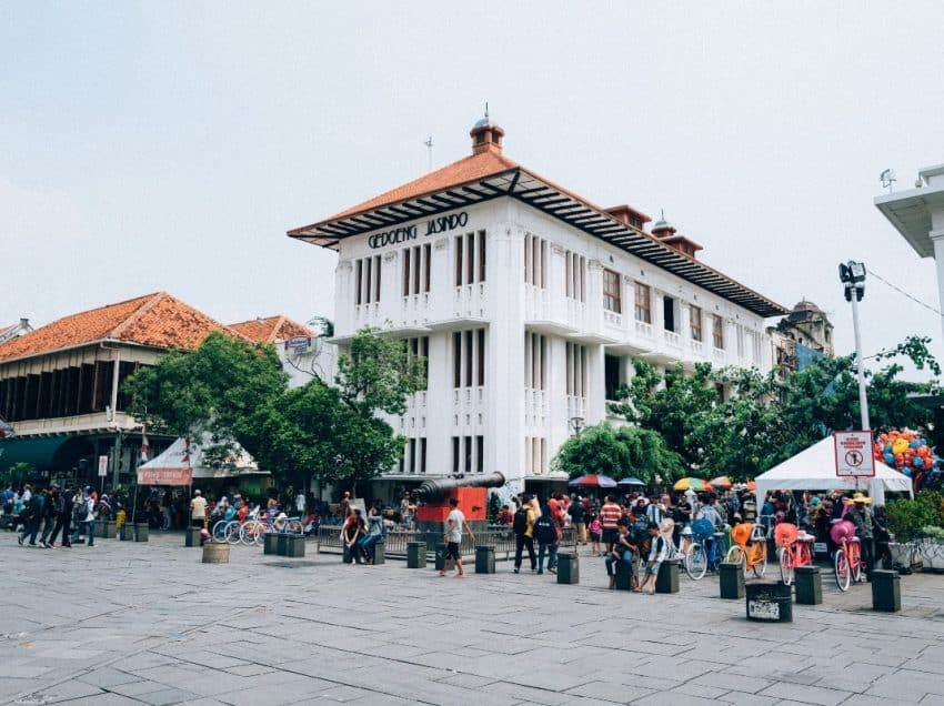 13 Interesting Facts of Jakarta Old Town