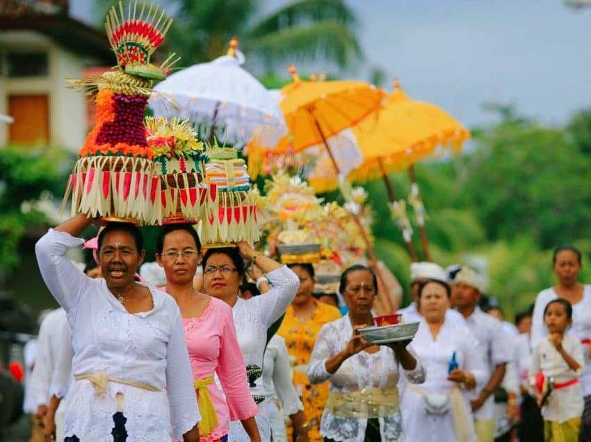 10 Social Cultures in Bali You Can Experience