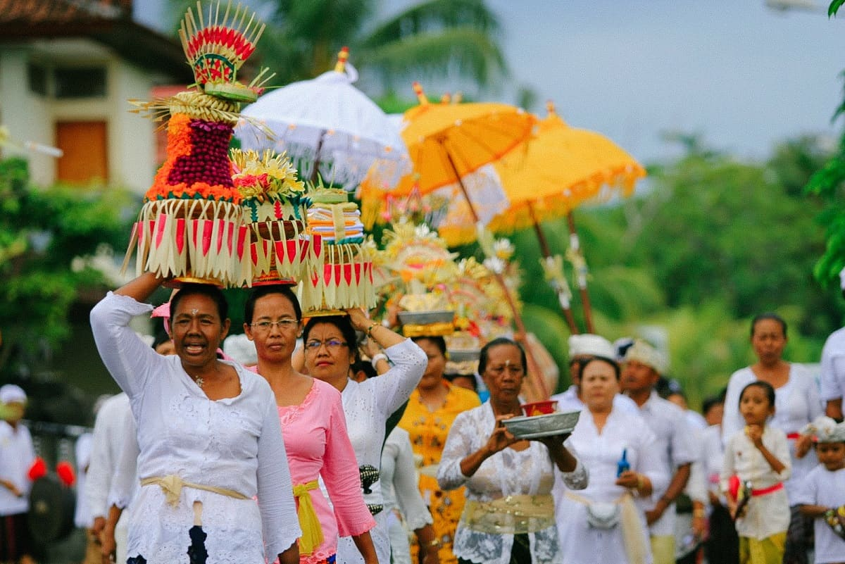 10 Social Cultures in Bali You Can Experience  Facts of Indonesia