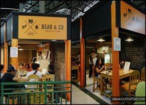 coffee centraljak bear&co