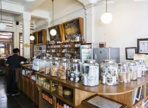 coffee centraljak kedai tjikini