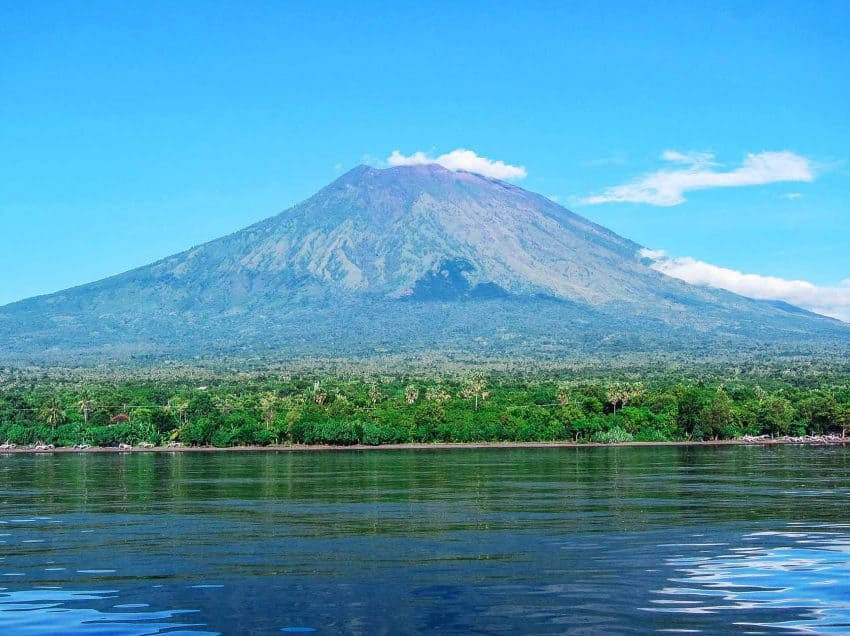 The History of Volcanoes in Bali – Eruption Record