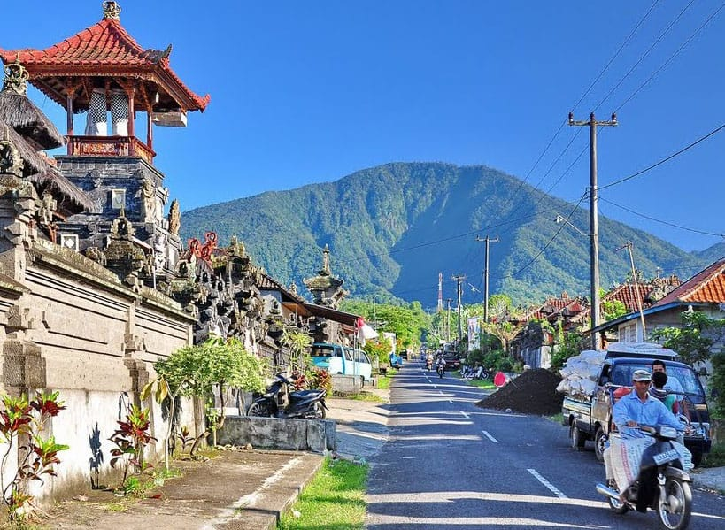 The List of 10 Mountains in Bali Indonesia