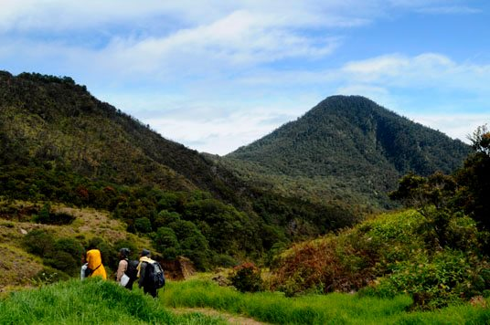 Top 10 Highest Mountains in West Java