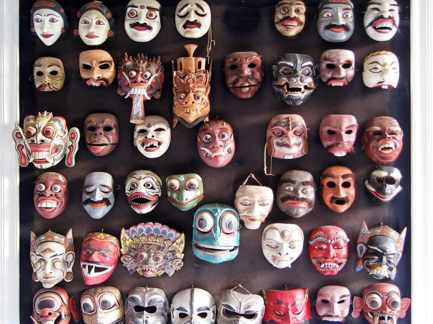 20 Interesting Facts About Indonesian Masks