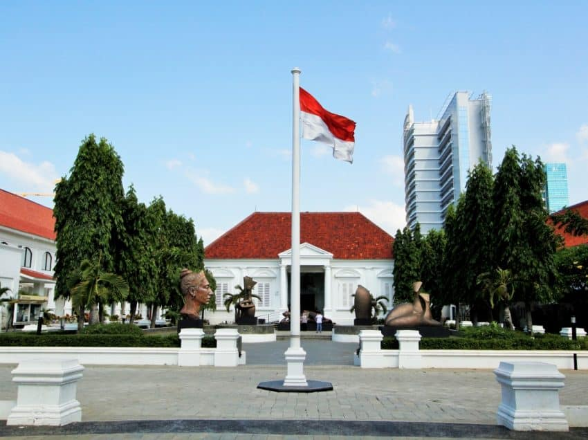 The Brief History of Indonesian National Gallery