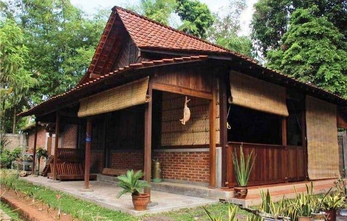 13 Traditional Houses in Java Indonesia