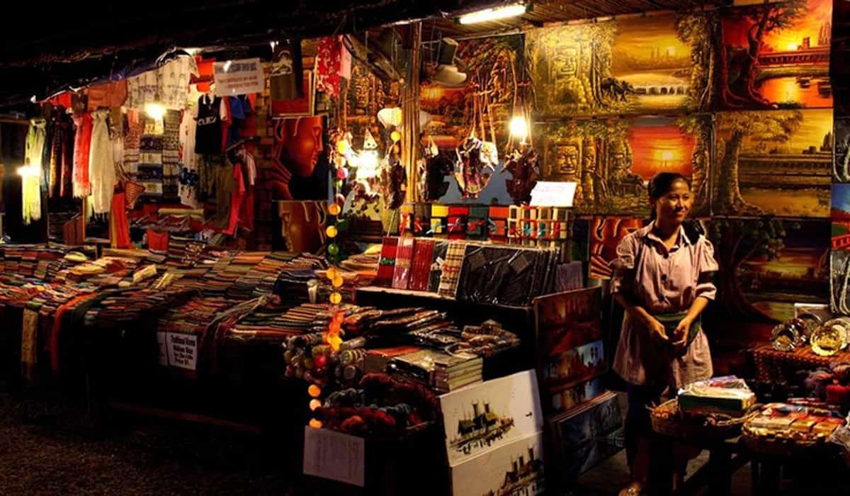 Image result for Kereneng & Asoka Night Market