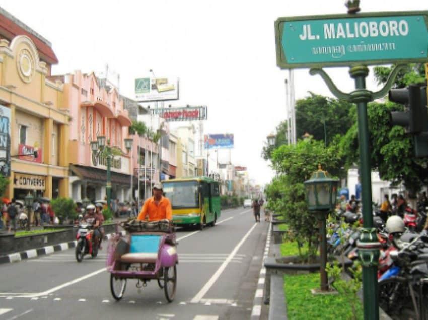 An Amazing History of Malioboro Yogyakarta