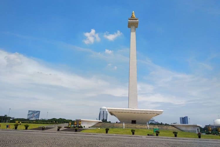 The Amazing History of Indonesian National Monument