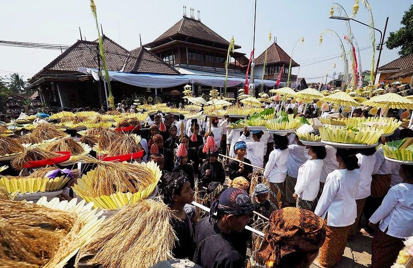 15 List of Traditional Ceremony in West Java