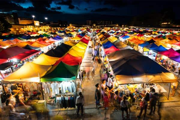 Top 8 Night Markets in Bali Indonesia