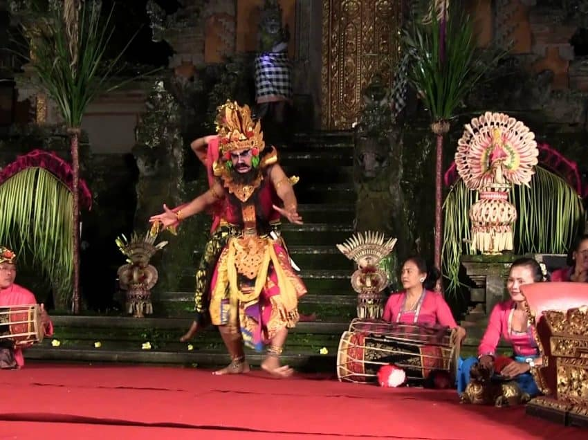 The Ramayana Dance in Bali – Brief Explanation