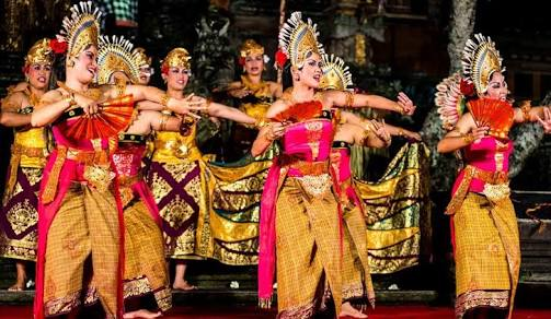 10 Most Famous Dance in Bali