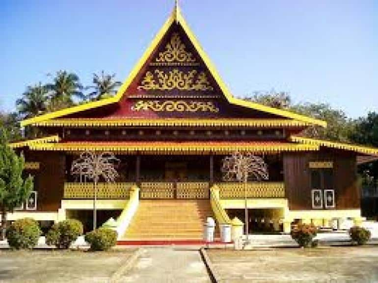 8 Kinds Traditional House of North Sumatra