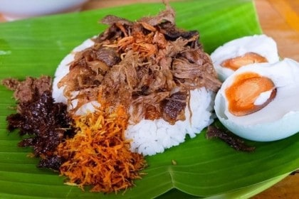 10 Common Menus of Indonesian Traditional Breakfast