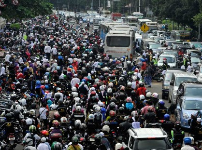 12 Reasons Why Indonesia is Over Populated