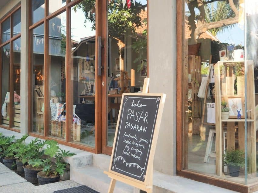 10 Interesting Shops in Bali