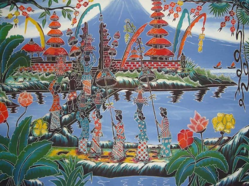 50 Facts About Indonesian Art Works That Made By Indonesian People