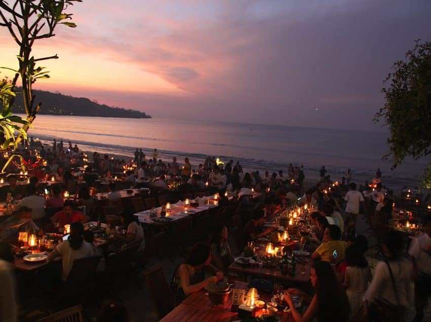 13 Recommended Places of Best Food in Jimbaran Bali