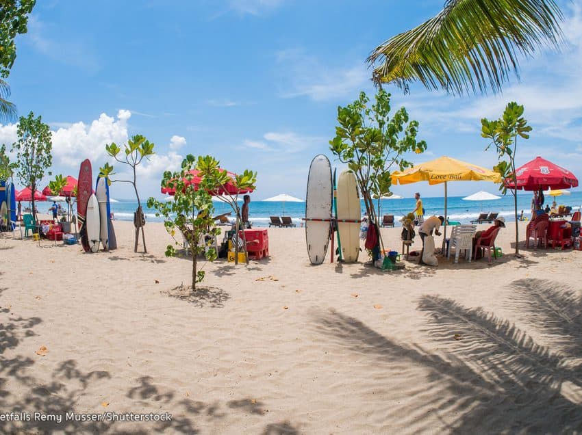 10 Best Beaches in Bali Near Ubud