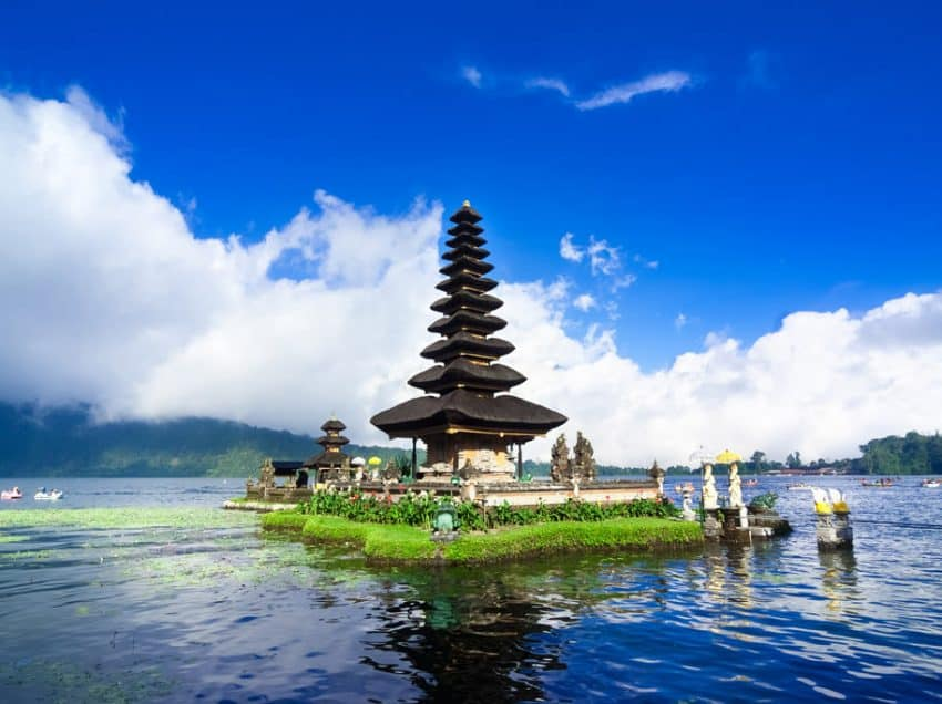 The Significant Development of Tourism in Bali