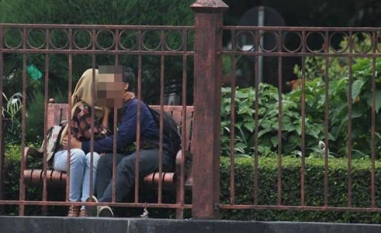Public Display Affection in Indonesia