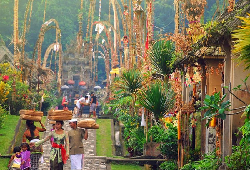 15 Social Culture In Bali You Must Experience