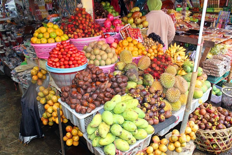 15 Tastiest and Popular Fruits in Bali