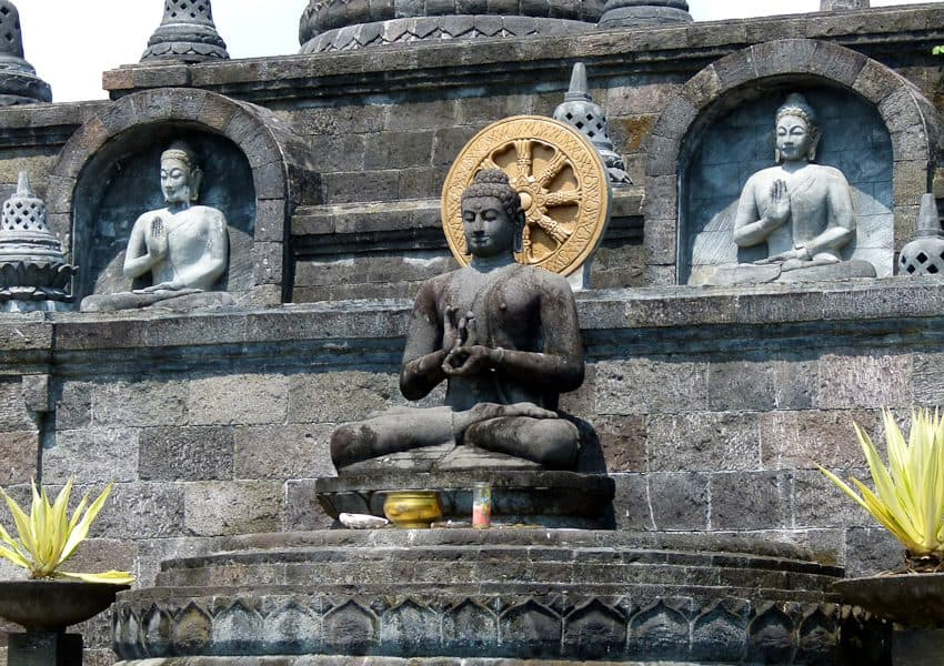 History of Buddhism in Bali