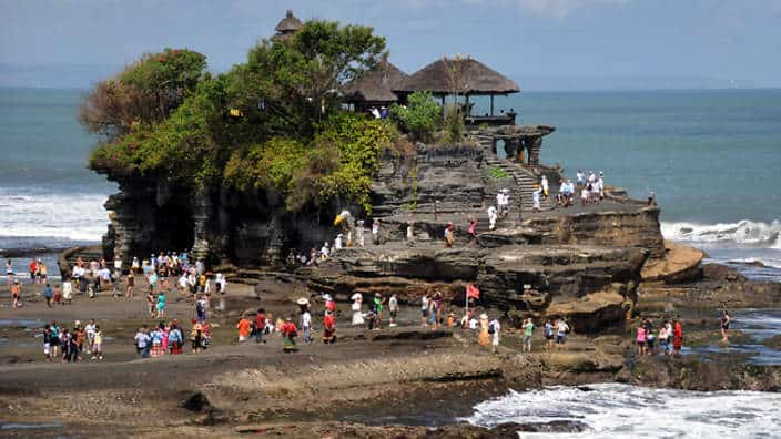Brief History of Tourism in Bali