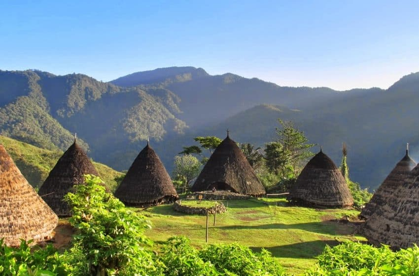 Find The New Experience in These Popular Villages in Indonesia