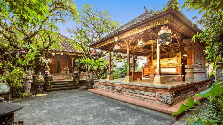 The History of Bali Architecture