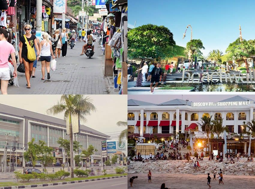 13 Best Shopping In Kuta Bali – Recommended Spots