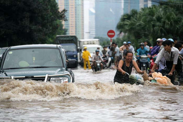 10 Historical Record of Worst Flood in Indonesia