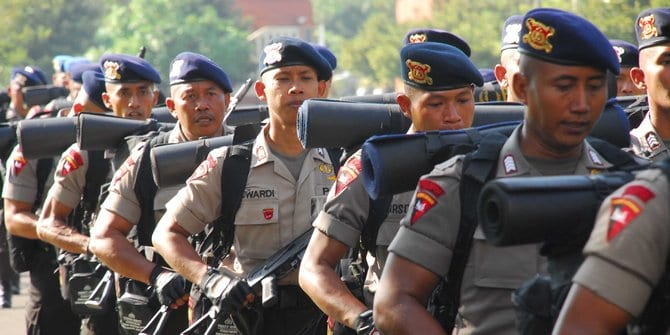 15 Different Types of Police in Indonesia