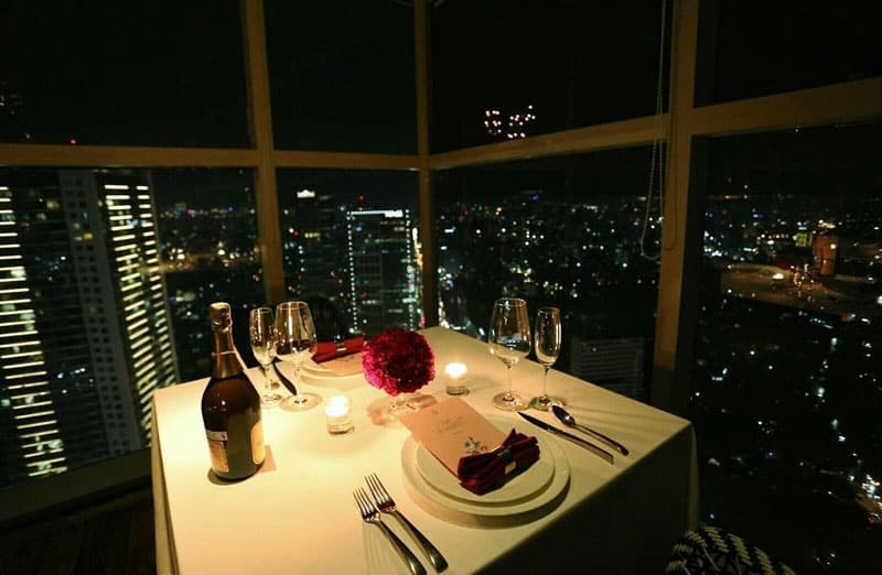 15 Best Restaurants in Jakarta for Valentine