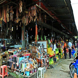 Bedugul Traditional Market