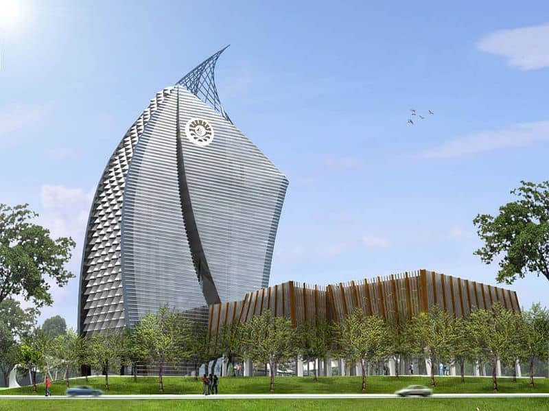 14 Famous Buildings In Indonesia