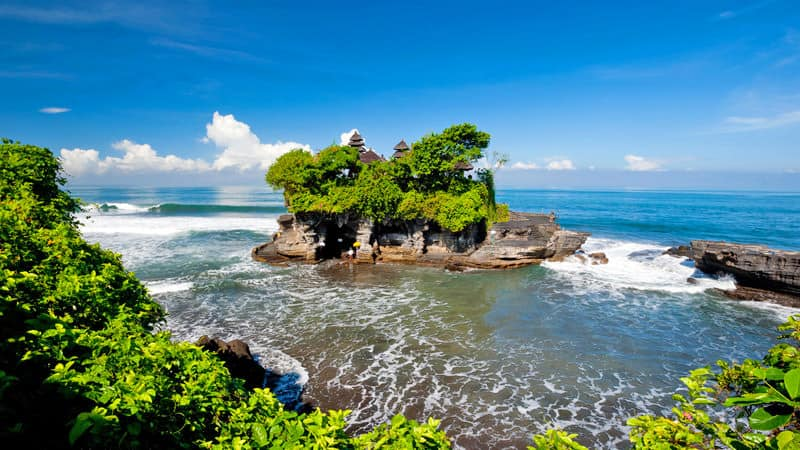 The Top List of Bali Tourist Attractions