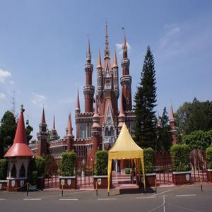 Beautiful Indonesia Miniature Park (TMII)