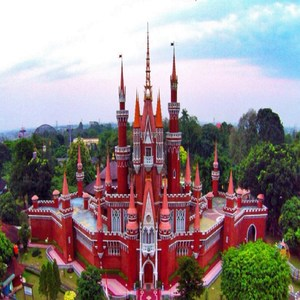 Beautiful Indonesian Mini Park ( TMII )