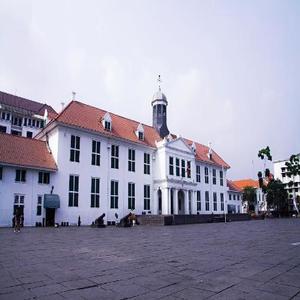 Old Town Fatahilah Museum, Jakarta