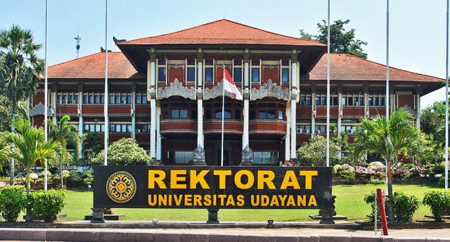 The List of Universities in Bali Indonesia